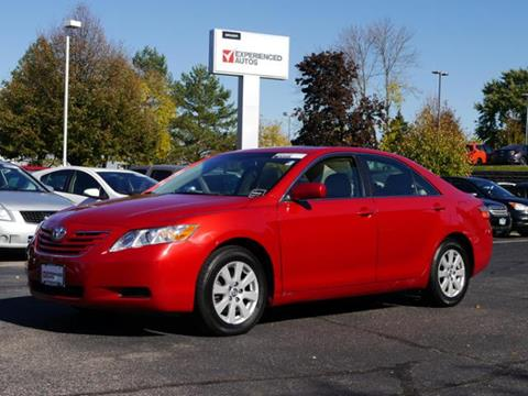 2007 Toyota Camry for sale in Burnsville, MN