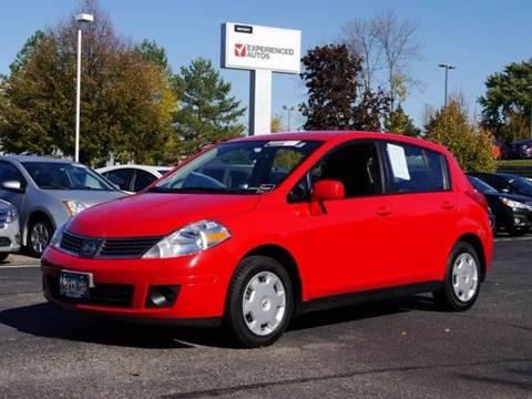 2008 Nissan Versa for sale in Burnsville, MN