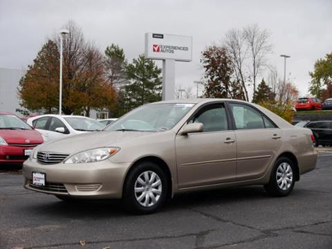 2005 Toyota Camry for sale in Burnsville, MN
