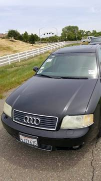 2004 Audi A6 for sale in Sacramento, CA