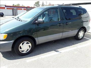 2001 Toyota Sienna for sale in Sacramento, CA