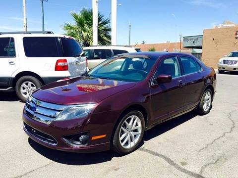 2011 Ford Fusion for sale in Phoenix, AZ