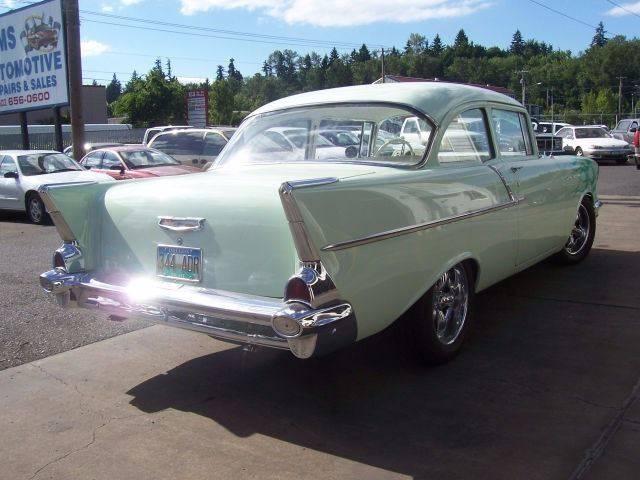 1957 Chevrolet Bel Air 210 /110 - Clackamas OR