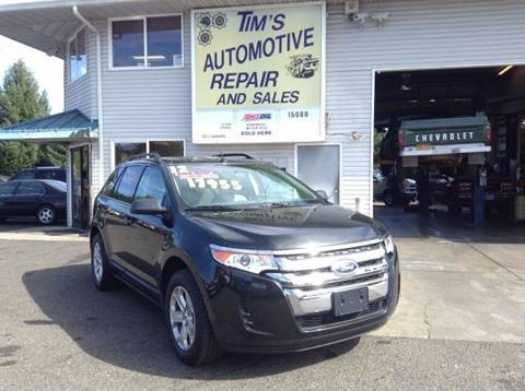2012 Ford Edge for sale in Clackamas, OR
