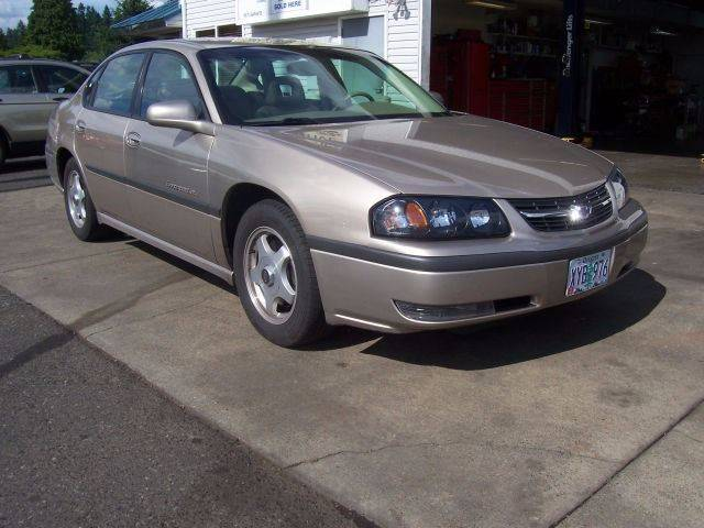 2001 Chevrolet Impala LS 4dr Sedan - Clackamas OR