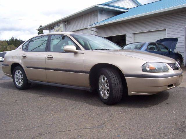 2004 Chevrolet Impala 4dr Sedan - Clackamas OR