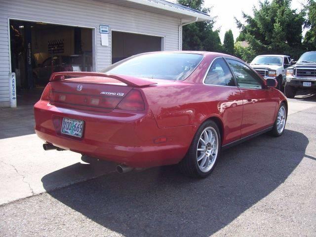 2000 Honda Accord LX V6 2dr Coupe - Clackamas OR
