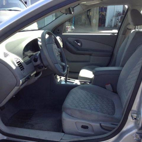 2005 Chevrolet Malibu LS 4dr Sedan - Clackamas OR