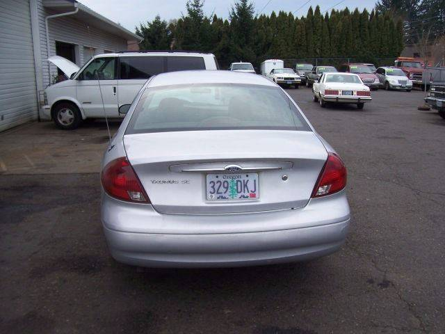 2000 Ford Taurus SES 4dr Sedan - Clackamas OR