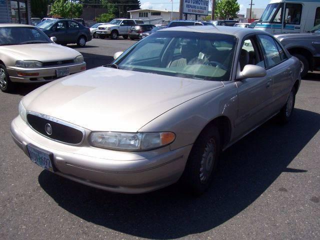 1999 Buick Century Custom 4dr Sedan - Clackamas OR