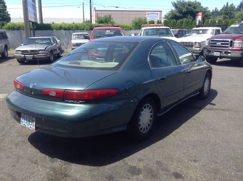 1998 Mercury Sable GS 4dr Sedan - Clackamas OR