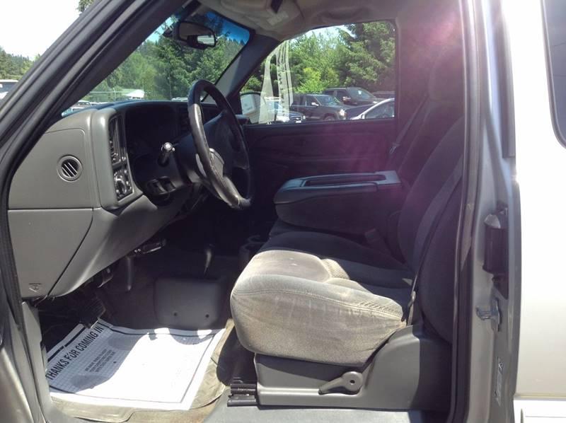2005 Chevrolet Silverado 1500 4dr Extended Cab Z71 4WD SB - Clackamas OR