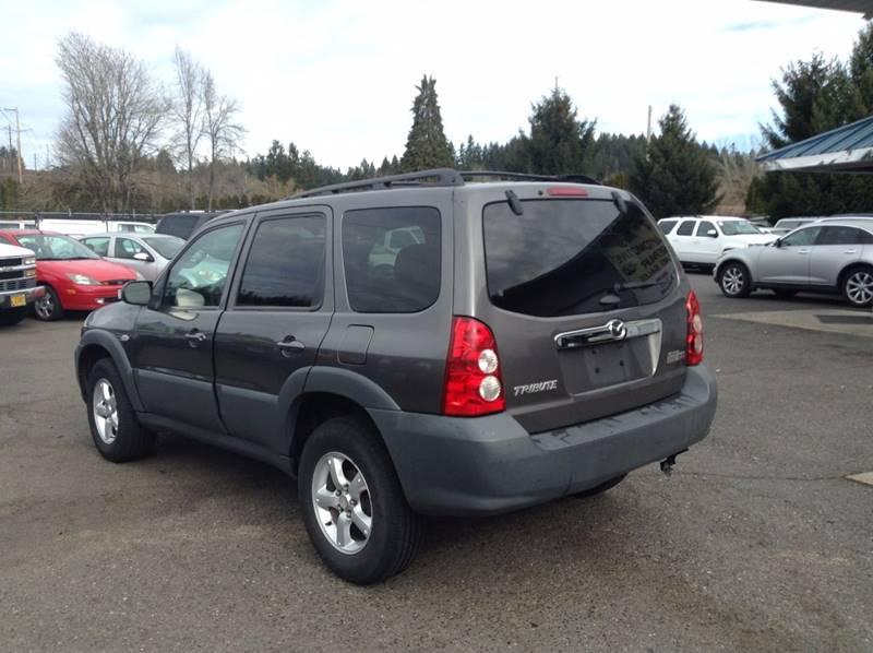 2005 Mazda Tribute i 4dr SUV - Clackamas OR