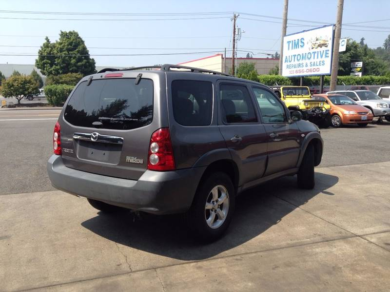 2005 Mazda Tribute i 4dr SUV - Clackamas OR