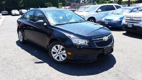 2013 Chevrolet Cruze for sale in Clackamas, OR