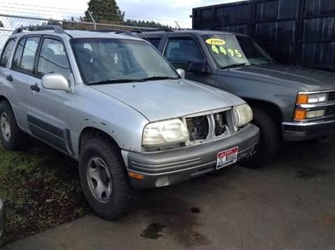 1999 Suzuki Grand Vitara for sale in Clackamas, OR