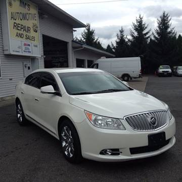 2011 Buick LaCrosse for sale in Clackamas, OR