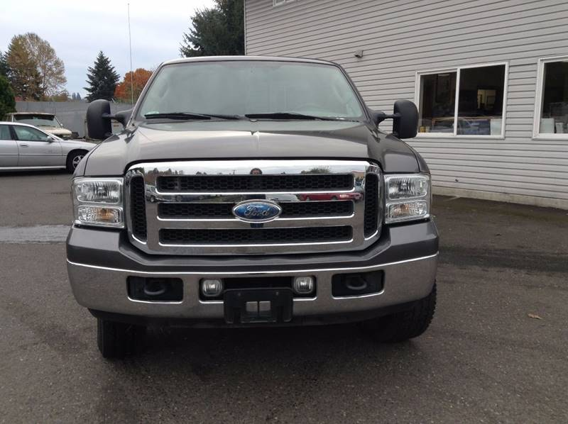 2005 Ford F-250 Super Duty 4dr SuperCab Lariat 4WD LB - Clackamas OR