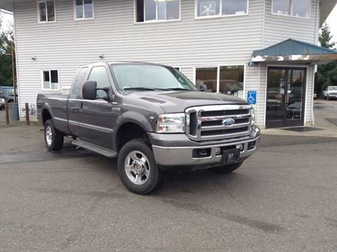 2005 Ford F-250 Super Duty for sale in Clackamas, OR