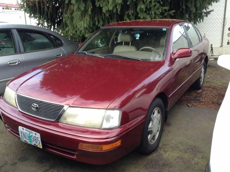 1996 Toyota Avalon XL 4dr Sedan - Clackamas OR