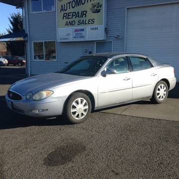2005 Buick LaCrosse for sale in Clackamas, OR