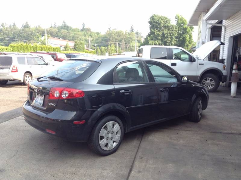 2008 Suzuki Reno 4dr Hatchback w/Convenience Package (2L I4 4A) - Clackamas OR