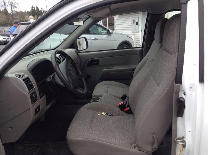 2007 Chevrolet Colorado LS 4dr Extended Cab SB - Clackamas OR