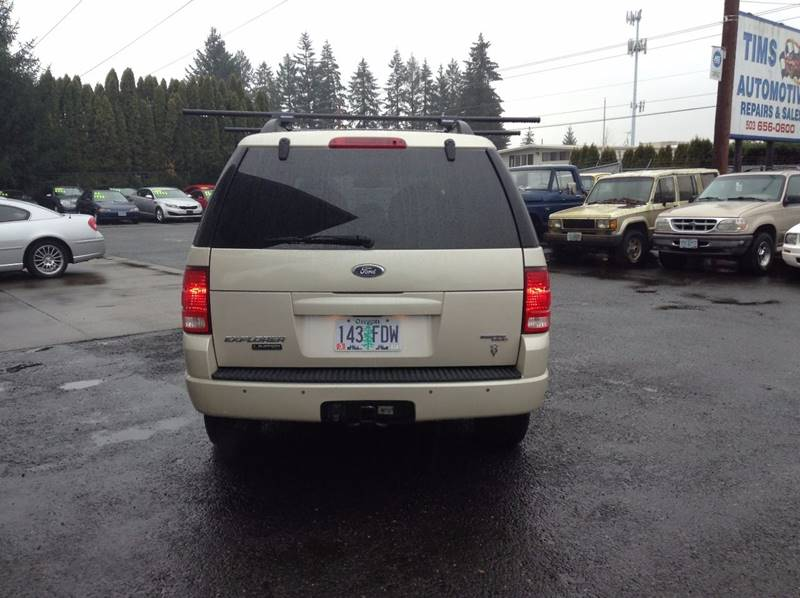 2005 Ford Explorer Limited 4WD 4dr SUV - Clackamas OR