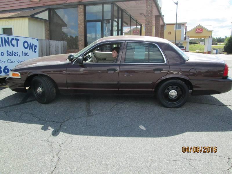2011 Ford Crown Victoria for sale at Precinct One Auto Sales in Cartersville GA