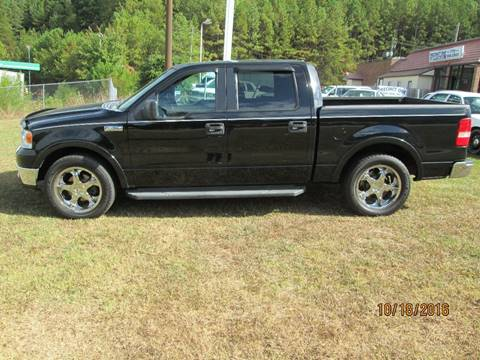2005 Ford F-150 for sale in Cartersville, GA