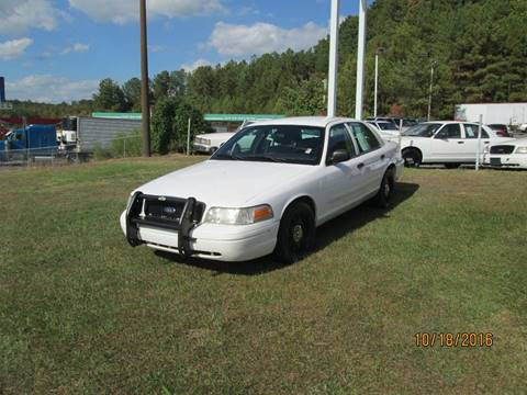 2009 Ford Crown Victoria for sale in Cartersville, GA