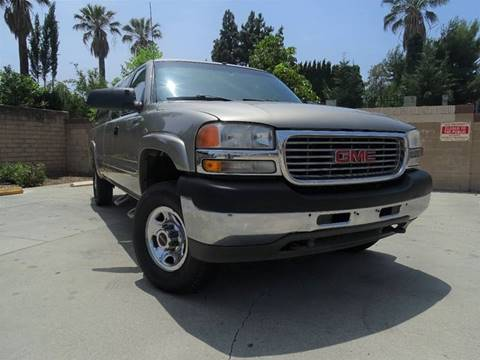 2001 GMC Sierra 2500HD for sale in Van Nuys, CA