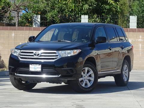 2011 Toyota Highlander for sale in Van Nuys, CA