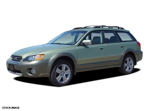 2006 Subaru Outback for sale in Vernon Rockville, CT
