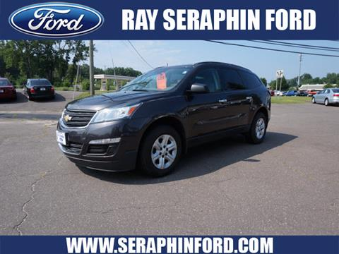 2013 Chevrolet Traverse for sale in Vernon Rockville, CT
