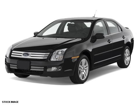 2008 Ford Fusion for sale in Vernon Rockville, CT
