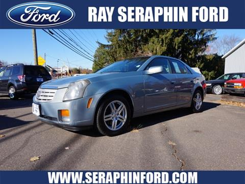 2007 Cadillac CTS for sale in Vernon Rockville, CT