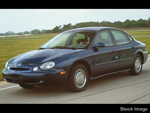 1996 Ford Taurus for sale in Vernon Rockville, CT