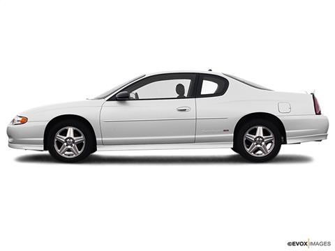2004 Chevrolet Monte Carlo for sale in Vernon Rockville, CT