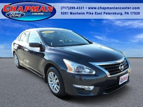 2013 Nissan Altima for sale in East Petersburg, PA