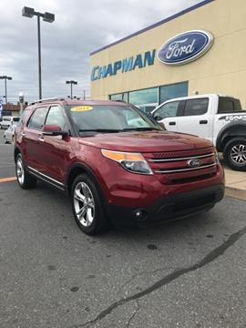 2014 Ford Explorer for sale in East Petersburg, PA
