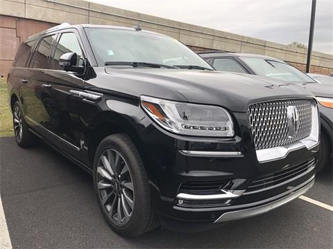 2019 Lincoln Navigator L for sale in East Petersburg, PA
