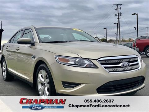 2010 Ford Taurus for sale in East Petersburg, PA
