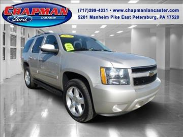 2009 Chevrolet Tahoe for sale in East Petersburg, PA