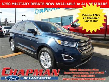 2017 Ford Edge for sale in East Petersburg, PA