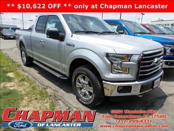 2016 Ford F-150 for sale in East Petersburg, PA