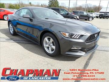 2017 Ford Mustang for sale in East Petersburg, PA