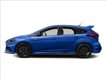 2017 Ford Focus for sale in East Petersburg, PA