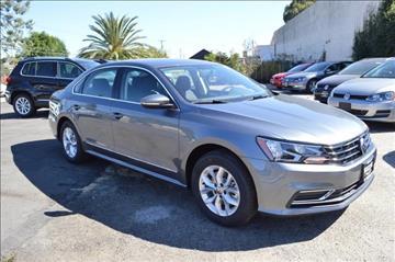 2017 Volkswagen Passat for sale in Covina, CA