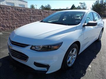 2016 Chevrolet Malibu for sale in Loganville, GA